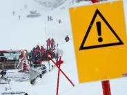 Lawinen: Lawinenlage in den bayerischen Alpen entspannt sich