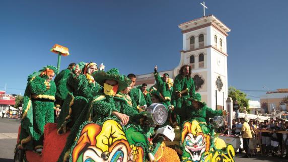 Fernreisen: Bunte Festivals in Puerto Rico
