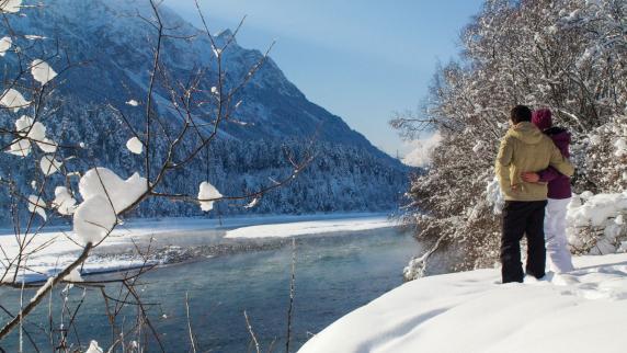 Wandern & Outdoor: Das Lechtal bietet Vielfalt zum Wandern und Schlemmen