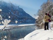 : Das Lechtal bietet Vielfalt zum Wandern und Schlemmen