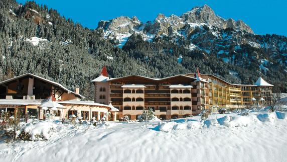 Hotels & Wellness: Wellness-Hochgenuss im Tannheimer Tal