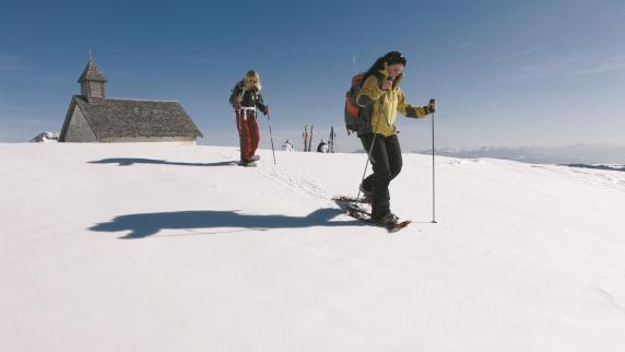 Wintersport: Von der Therme in den Schnee