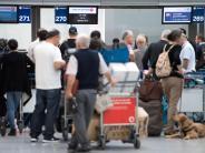 Düsseldorf: Mutmaßliches IS-Mitglied am Düsseldorfer Flughafen festgenommen