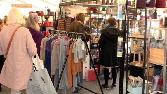 Urlaub in Europa: Spätsommer auf Fanø: Stricken und Bernstein suchen