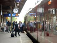 Sommerzeit 2017: Zeitumstellung: Bahn stellt Nachtfahrplan und 120.000 Uhren um