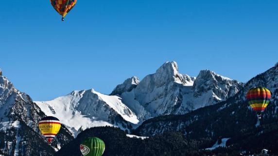 Meter abgestürzt: Deutscher stirbt in Schweizer Alpen