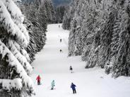 Schneehöhen: Abfahrer und Langläufer profitieren von reichlich Neuschnee