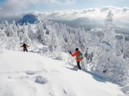 Schneehöhen: Weiterer Neuschnee sorgt für gute Wintersportbedingungen