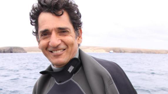 Urlaub in Europa: Lanzarote: Museum im Meer, Kaffee bei Saramago