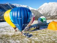 Reisen im Frühjahr: Events für Urlauber:Ballontage und Lichtkunst-Festival