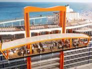Neue Schiffsklasse: Auf hoher See: Riesensuiten und magischer Teppich