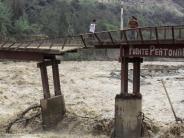 Aktueller Sicherheitshinweis: Auswärtiges Amt: Keine Reisen in Perus Unwetter-Provinzen