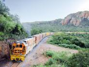 Bioceanico-Zug: «Panama-Kanal aufSchienen»: Die Operation Ozean-Express