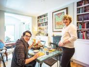 Zu Hause zu Gast: Homestays bieten besondere Einblicke