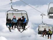 Schneehöhen: Skisaison inDeutschland geht langsam zu Ende
