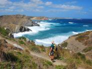 An der Küste entlang: Der «Pferdeweg» ist der Pfad zu Menorcas Geheimnissen