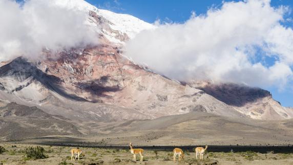 Fernreisen: Vulkan-Trekking auf dem Chimborazo in Ecuador