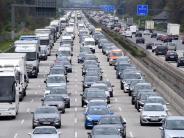 Stauprognose: Volle Autobahnen rund um Himmelfahrt