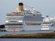 Begrenzte Kapazitäten: Kreuzfahrt-Boom setzt Werften und Hafenstädte unter Druck