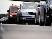 Verkehr: Ferienverkehr bringt Staus auf Bayerns Autobahnen