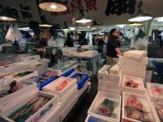 Ende einer Sehenswürdigkeit: Tokios legendärer Fischmarkt Tsukiji soll umziehen