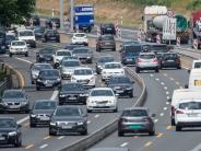 Stauprognose: Volle Autobahnen am Wochenende