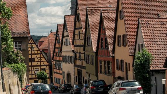 Städtereisen & Kurztrips: Fachwerk in Franken