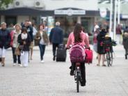 Ärger auf der Urlaubsinsel: Sylt will Fußgängerzonen teils für Radfahrer freigeben