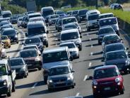 Stauprognose: Ferienverkehr testet weiterhin Geduld vieler Autofahrer