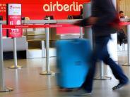 """Insolvente Airline: Air Berlin streicht erneut mehrere Flüge """"aus operativen Gründen"""""""
