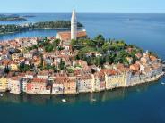 Urlaub in Europa: Rovinj -die Adria-Perle in Istrien