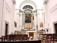 Lieblingsorte: Mit Vatikan-Botschafterin Schavan im römischen Trastevere