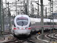 Fahrplanumstellung: Neue ICE-Sprinterstrecke macht Erfurt zu Knotenpunkt