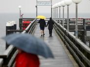 Wassertemperaturen weltweit: Nord- und Ostsee sind kühl geworden