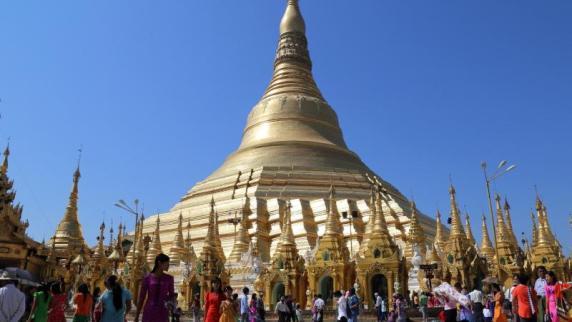 Fernreisen: Myanmars Metropole Rangun eilt in die Zukunft