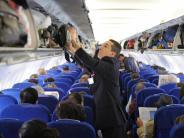 Urteil: Anschlussflug im Ausland verspätet - in Deutschland klagen