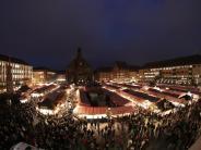 Eine Erfolgsgeschichte: Von der Messe zum Budenzauber: Nürnberger Christkindlesmarkt