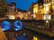 Ein Turm und elf Brunnen: Leeuwarden ist Kulturhauptstadt 2018