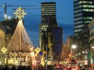Stauprognose: Am zweiten Adventswochenende läuft der Verkehr meist ruhig