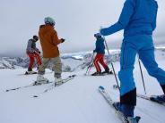 Schneehöhen: Sehr gute Pistenverhältnisse - Zahlreiche Skigebiete öffnen