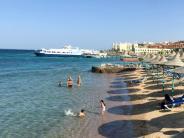 Wassertemperaturen weltweit: Angenehmes Baden im Roten Meer - Mittelmeer kühl