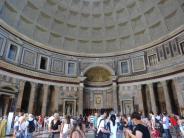Sehenswürdigkeit: Touristen müssen auch für Pantheon in Rom Eintritt bezahlen