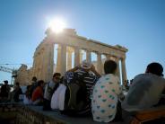 Urlaub trotz Krisen: Bundesbürger in Reiselaune - ein Ausblick auf 2018