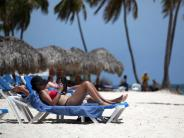 Wassertemperaturen: Karibik und Indischer Ozean laden zumBaden ein