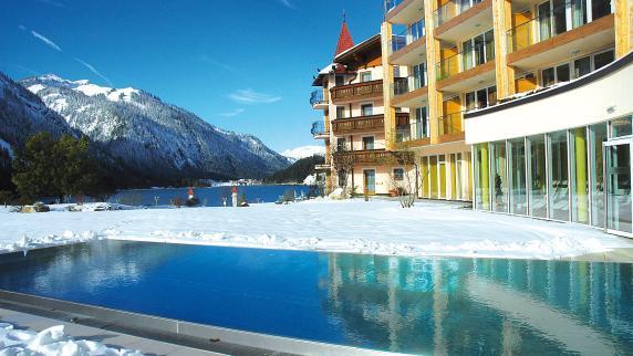 Hotel Laterndlhof: Romantische Bergwellness