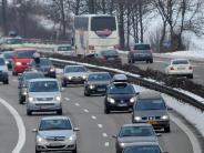Verkehrsprognose: Staus meist nur auf Wintersportstrecken