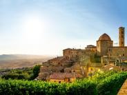 Toskana: Wie das toskanische Städtchen Volterra weltberühmt wurde