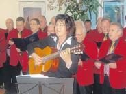 Weihnachtskonzert: Liedertafel singt im Haus Raphael