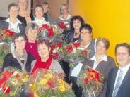 Adventsfeier: Zusammen 170 Jahre im Dienst für Senioren