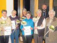 Ehrenamt: Caritas-Ehrenzeichen für vielfältige soziale Dienste